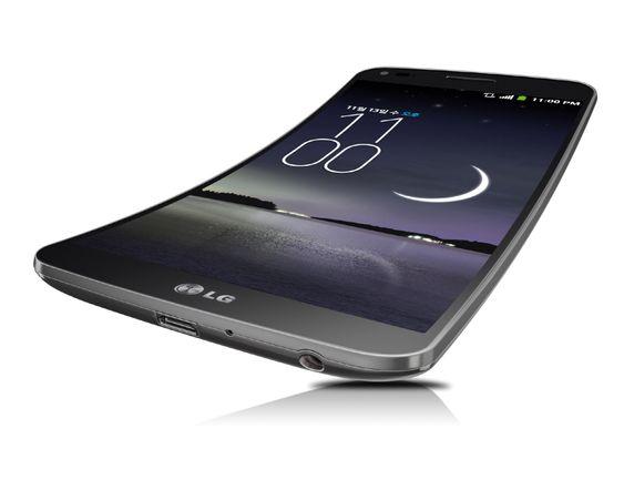 G Flex: LG mener kurvede mobiler er kommet for å bli.
