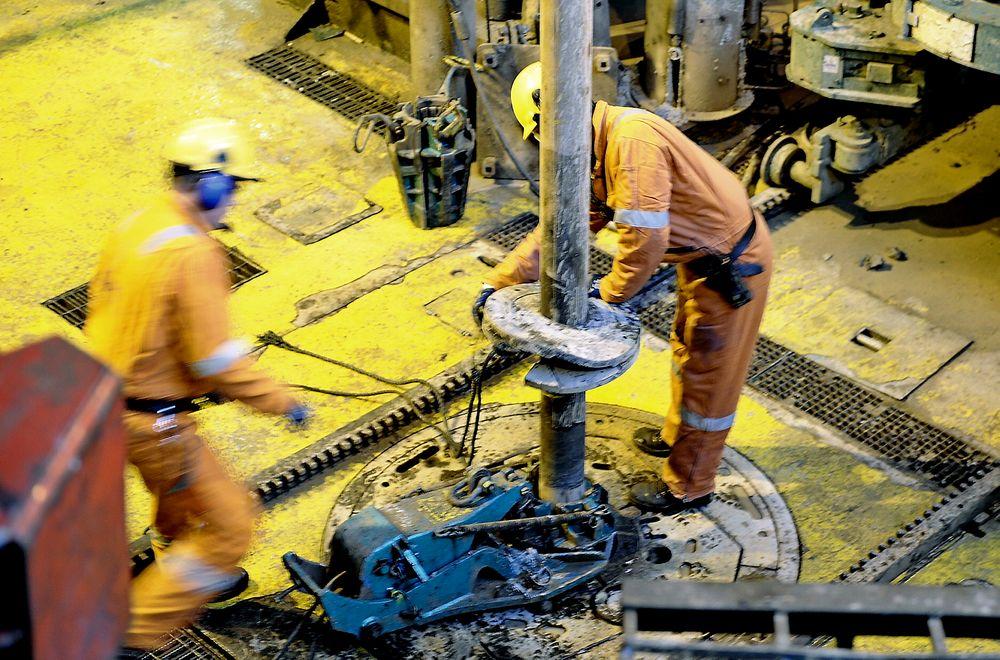 Målet med sanntids analyse av trykket i borehull er automatisert boring på store dyp.