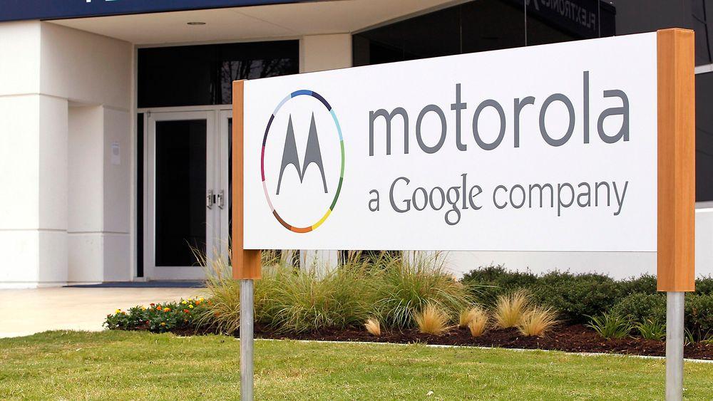Google selger Motorola til kinesiske Lenovo.