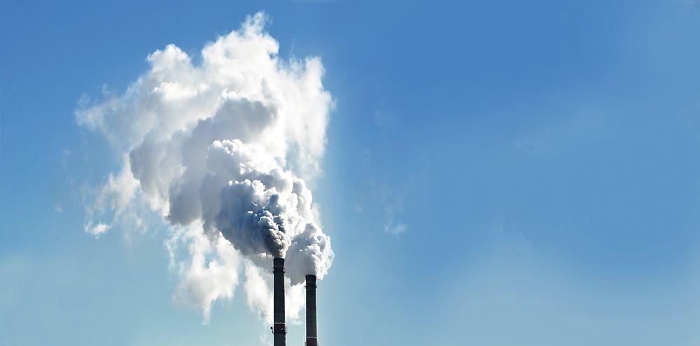 De norske klimautslippene må kuttes med 12 millioner tonn innen 2020, dersom man ikke tar med skogtiltak. Foto: colourbox