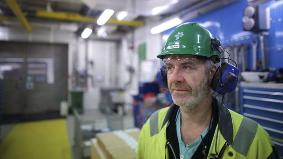 verksted, mekanisk, offshore, åsgård, statoil, arbeidere