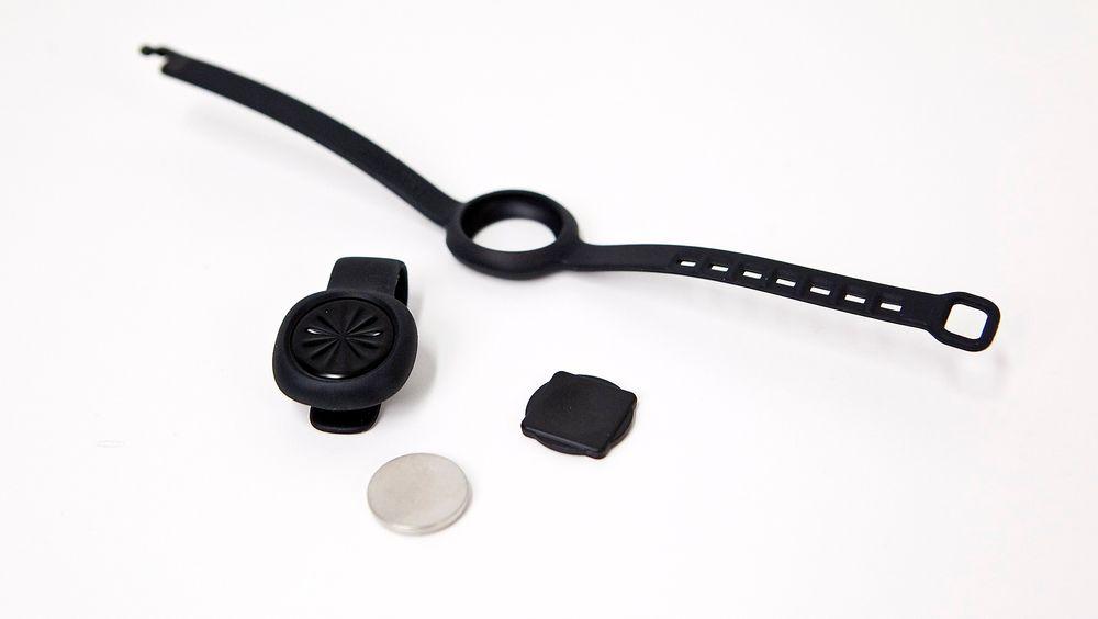 Jawbone Up Move er en liten klipsbasert aktivitetstracker, men du kan få armbånd som ekstrautstyr om du heller vil ha det.