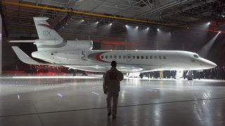 Her er Dassaults nye flaggskip