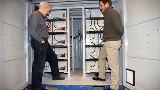 Norske batterier kan levere 54 kWh på seks minutter