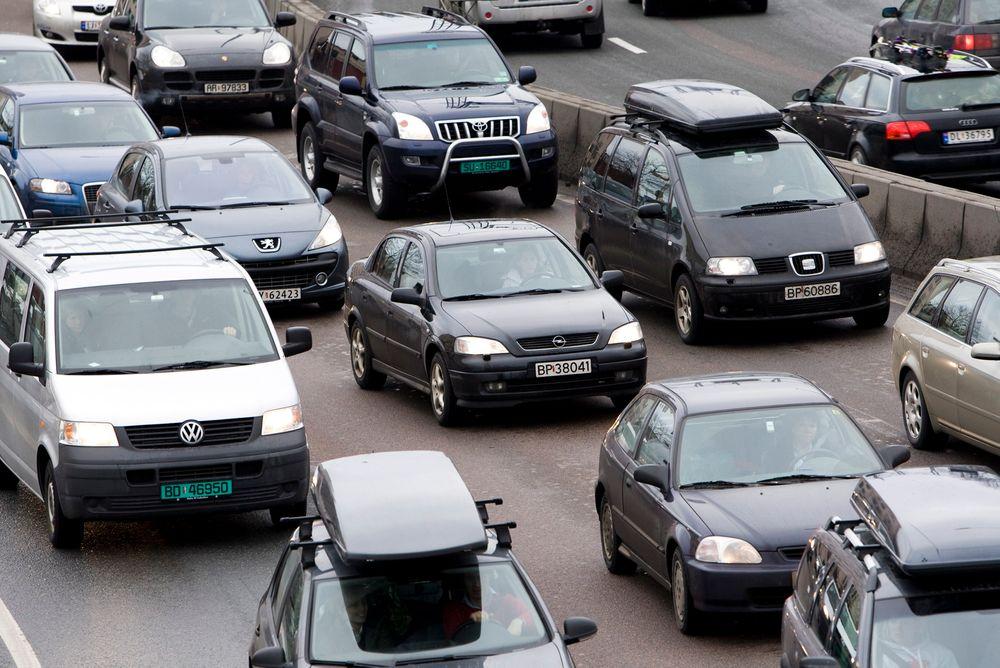 Ericssons Connected Traffic Cloud skal gjøre trafikkstyringen mer effektiv, slik at veiene kan utnyttes bedre og køene minskes.