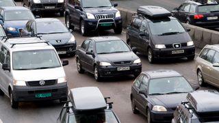 Ericsson: Nettskyen kan redusere bilkøene