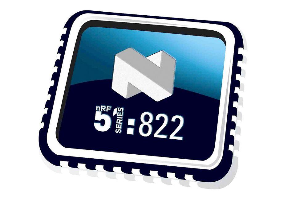 Skal revolusjonere: nRF51-serien til Nordic Semiconductor skal innlede en helt nye æra i Internett of Things hvor hver enhet kan få en egen IP-adresse