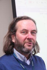 Seniorforsker Ørnulf Rødseth, Marintek.