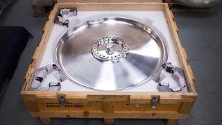 Slik lages verdens raskeste hjul