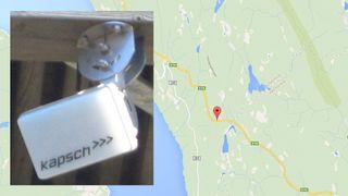 Utvikleren Petter oppdaget mystisk boks over E16