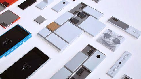 Mobilen du kan bygge selv får delebutikk