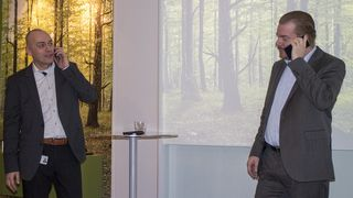 Dette er den første 4G-samtalen i Norge