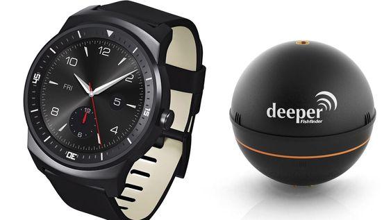Smarte klokker og en mobiltilkoblet sonar kan falle i smak om du skal kjøpe gave til noen som er glad i dingser.