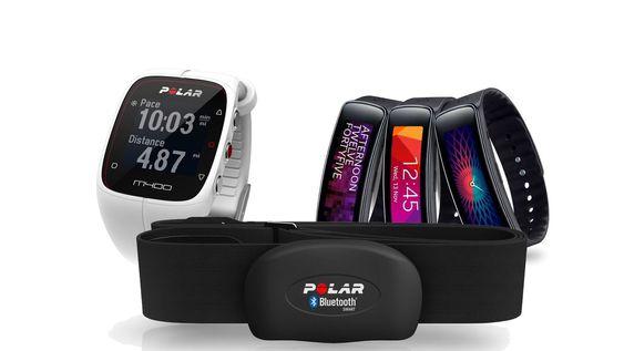 Det finnes mye utstyr som lar deg kombinere mobilen med trening.