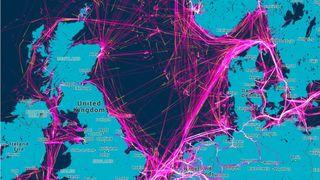 Tester ny AIS-base på Svalbard