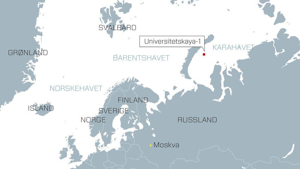 Statoil har slitt med å finne ressurser i Barentshavet i år, men litt lenger øst har russerne truffet blink.