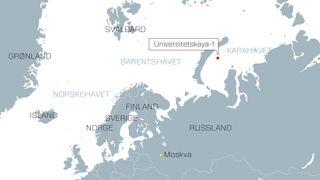 Her gjorde man verdens nordligste oljefunn i 2014