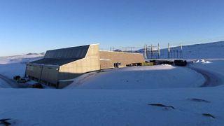Dette betongbygget i Finnmark er fullstappet med Siemens' mest moderne teknologi