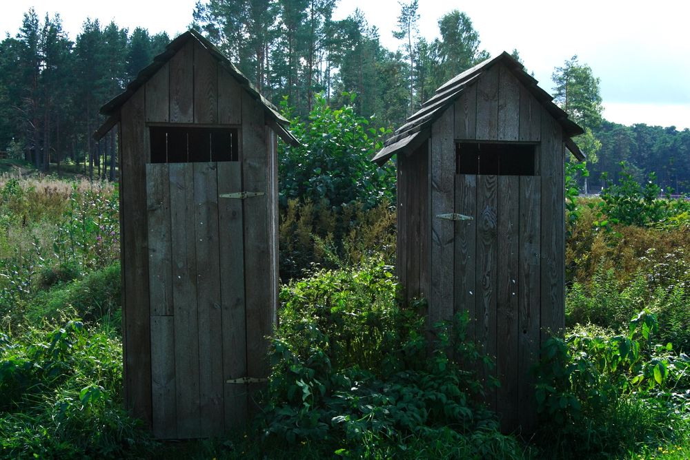 Flere tusen år etter at vannklosettet ble oppfunnet, var utedoen det foretrukne toalettet her til lands.