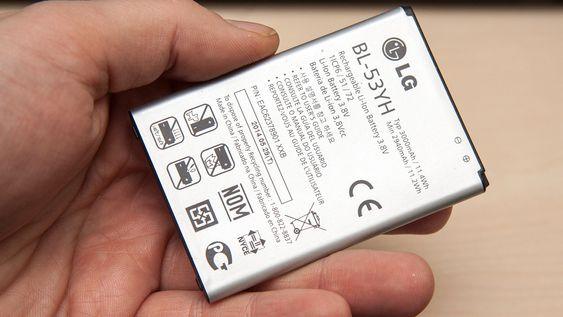 Dette litiumionebatteriet har en kapasitet på 3000 mAh, og veier 49 gram.