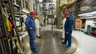 Haldenreaktoren får fornyet konsesjon
