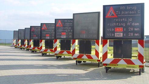 Ny lov skal gi bedre trafikkinformasjon