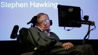 Hawkings taleprogram blir tilgjengelig for alle