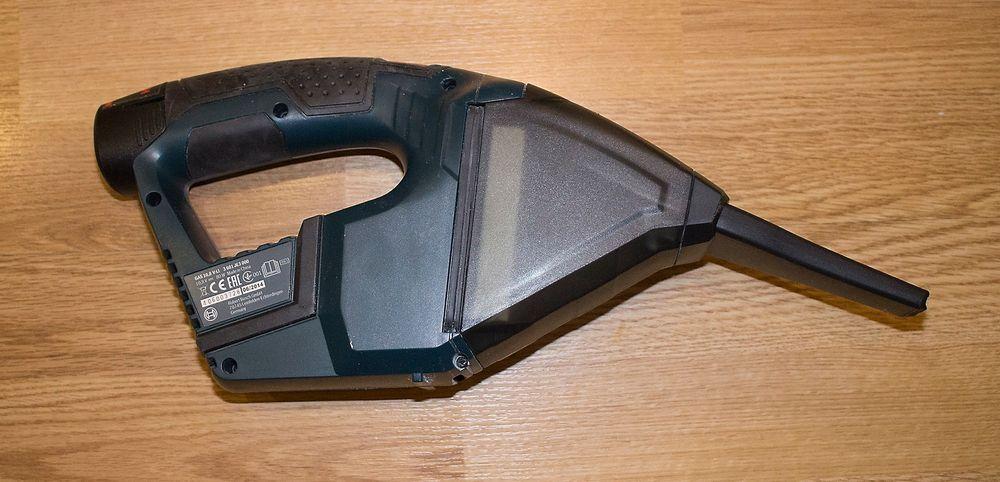 Klar til rengjøring: GAS 10,8 V-LI Professional er et godt tilskudd til den renslige håndverkers verktøykasse