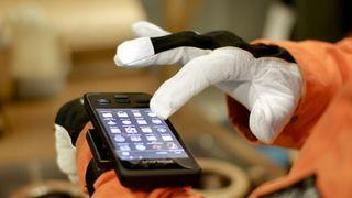Bruk av mobile enheter økte effektiviteten med 30-40 prosent
