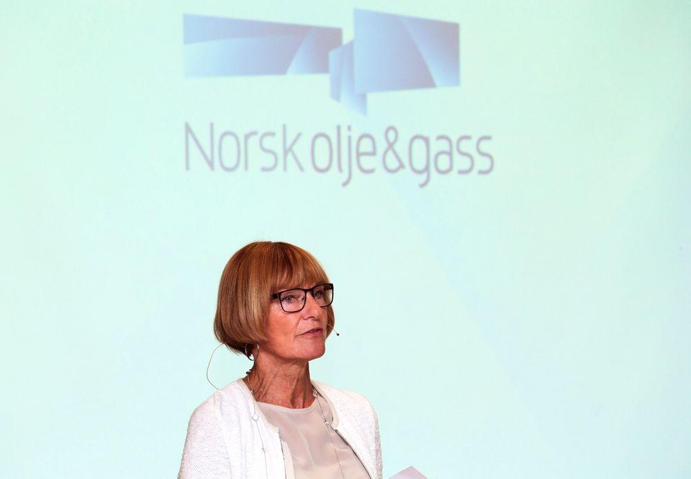 Gro Brækken gir seg som direktør i Norsk olje og gass. Årsaken er uenigheter mellom henne og styret om måten bransjeorganisasjonen skal ledes på.