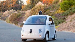Googles prototyp på førerløs bil er klar for veien