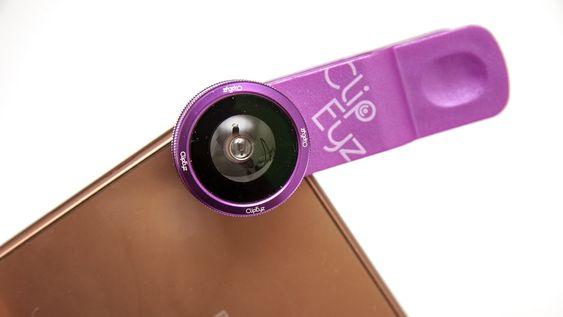 Clipeyz på Sony Xperia Z3.
