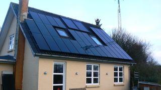 Solkraft for eneboliger firedoblet i fjor