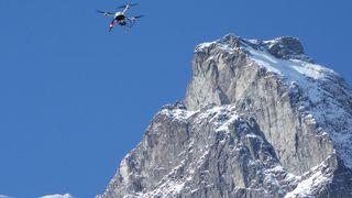 Nå vil flere statlige etater vurdere droner