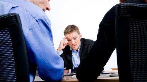 Disse 7 tingene må du aldri gjøre på jobbintervjuet
