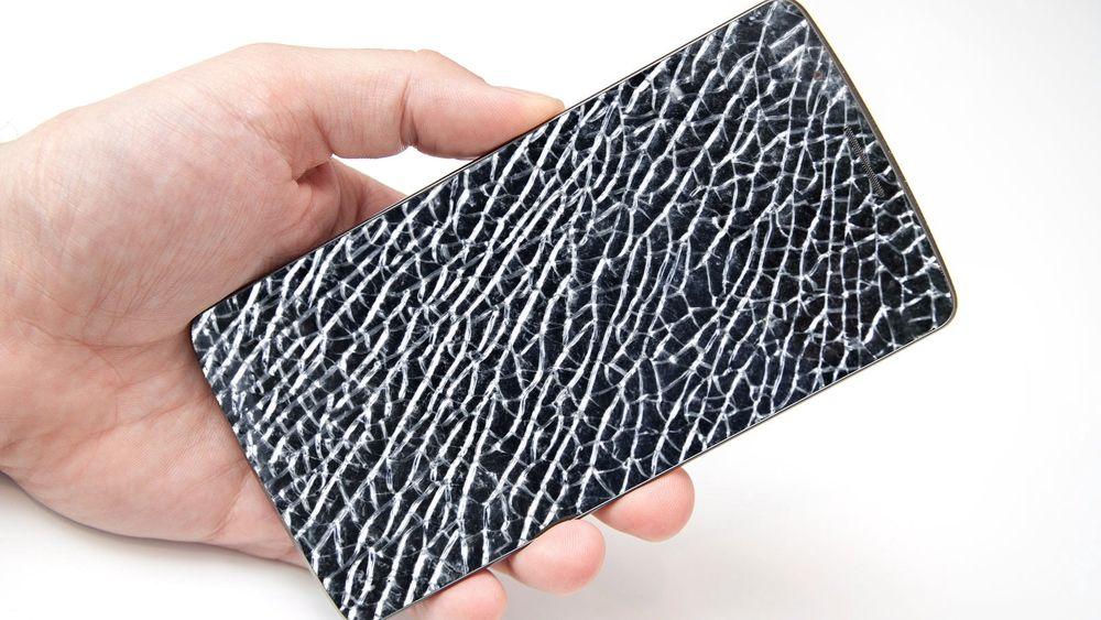 LG innfører gratis reparasjon andre gangen du knuser skjermen på telefonen din.