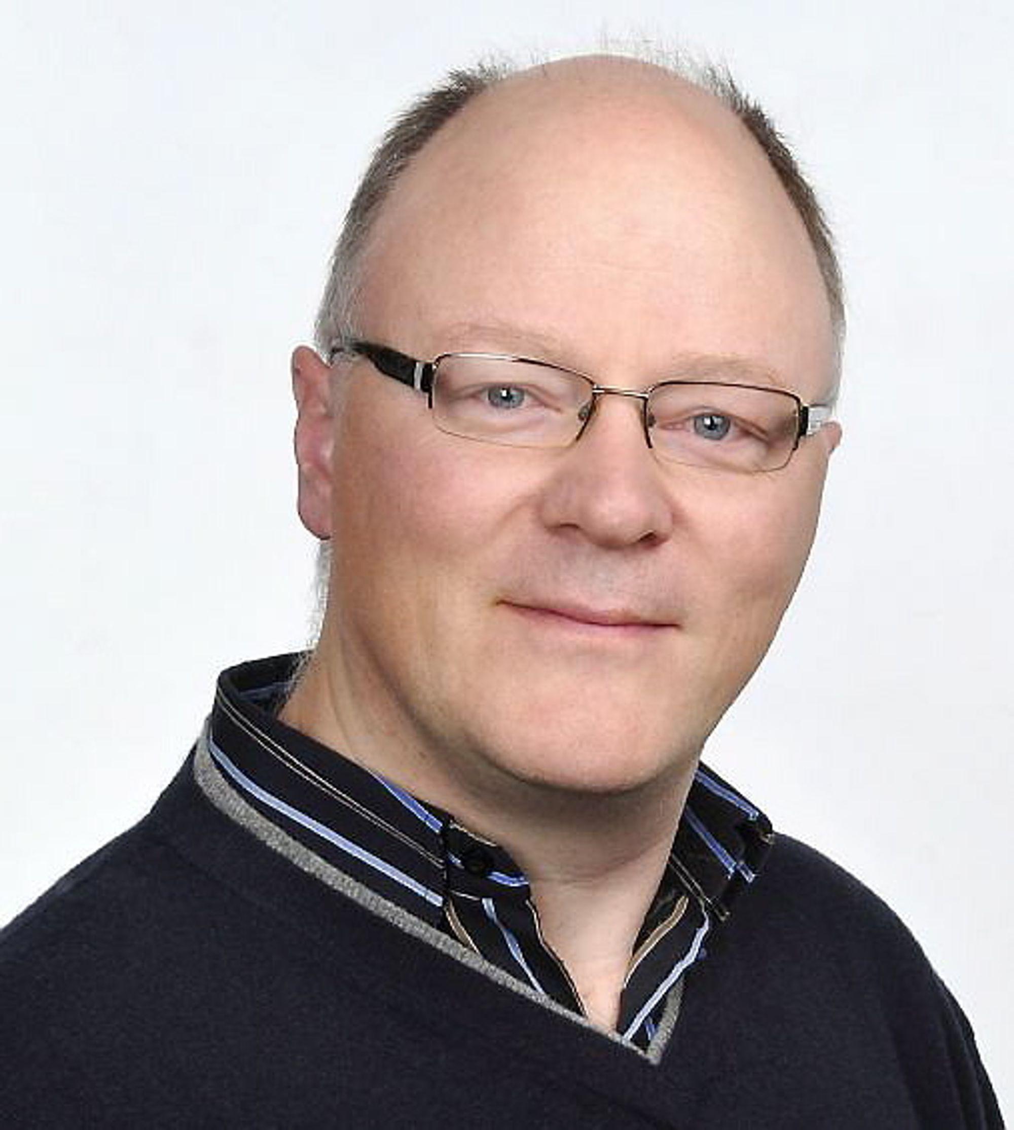 Pål Orten er forskningssjef i ABB og professor II ved Institutt for informatikk ved Universitetet i Oslo.