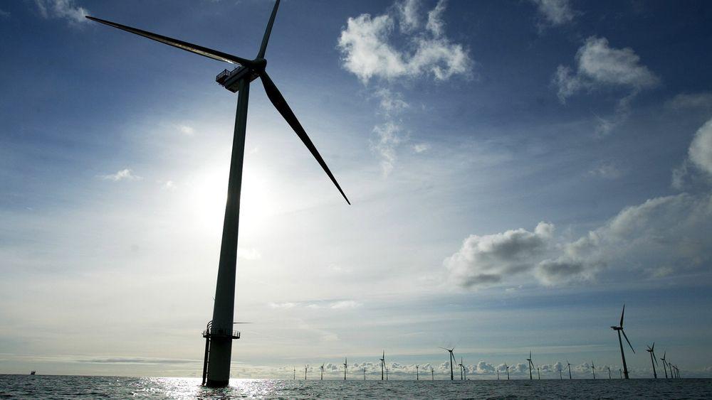 Statoil snuser på dansk havvind: Den danske havvindparken Horns Rev 2  (209 MW) skal få selskap avstorebror Horns Rev 3 (400 MW) - muligens ved hjelp av Statoil.