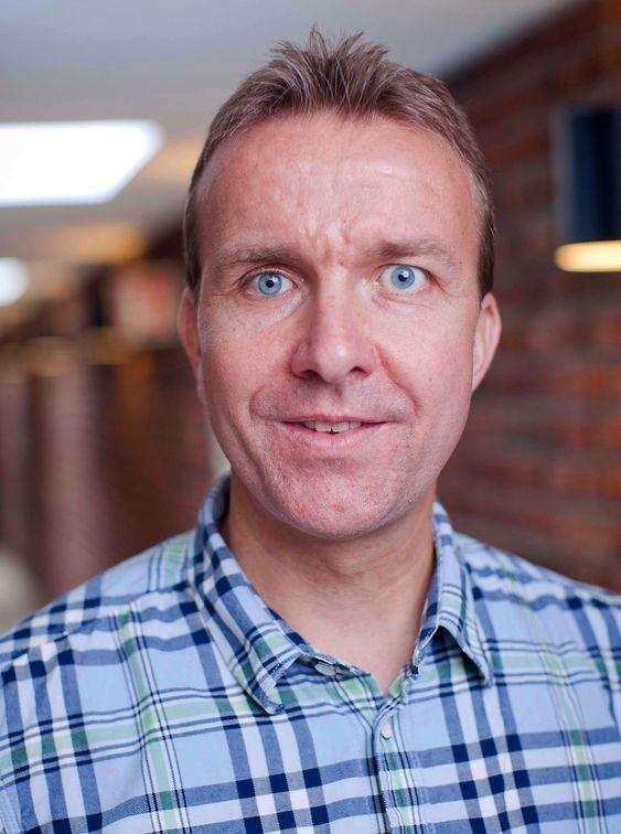 ISF. Foto: Kyrre Lien / www.kyrrelien.no