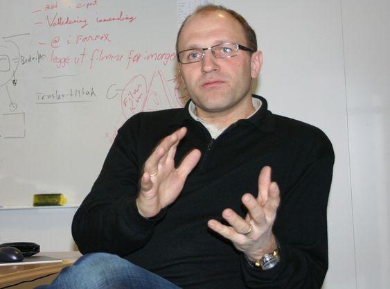 Tore Orderløkken, leder av Norsk senter for informasjonssikring.