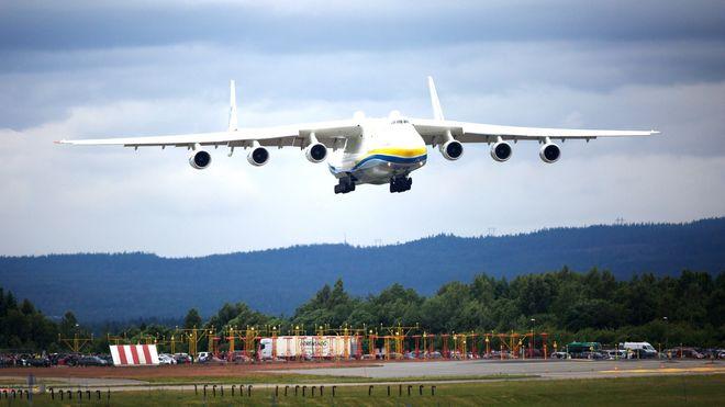 I dag finnes det bare ett. Nå gjenopptar Kina produksjonen av verdens største fly