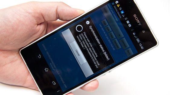 Adrive gir deg 50 GB, men appen er ikke spesielt brukervennlig.