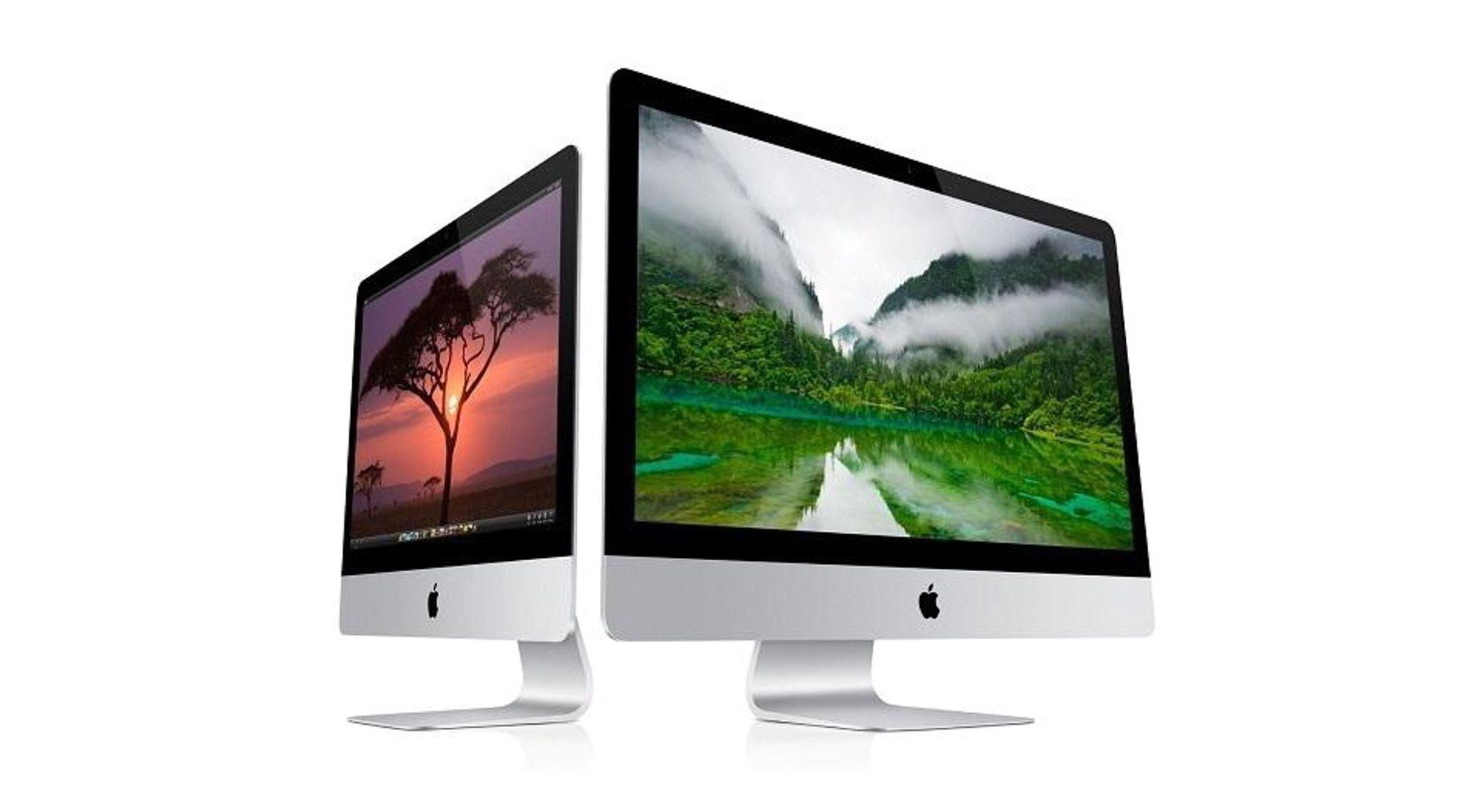 Apples nye iMac er vesentlig billigere enn tidligere modeller.