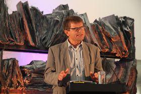 Far: I 1992 ble klyngebegrepet lansert av Torger Reve.Ii 2012 lanserte han ideen om et enda høyere nivå, Global Centre of Expertise. I 2014 er det en realitet.