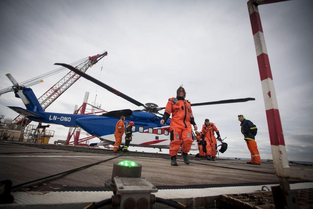 TROR PÅ SPARING: Statoil har nå fått de første standardiserte navlestrengsrørene fra Nexans. Standardisering er ett av elementene selskapet mener kan senke kostnadene med 20 til 30 prosent.