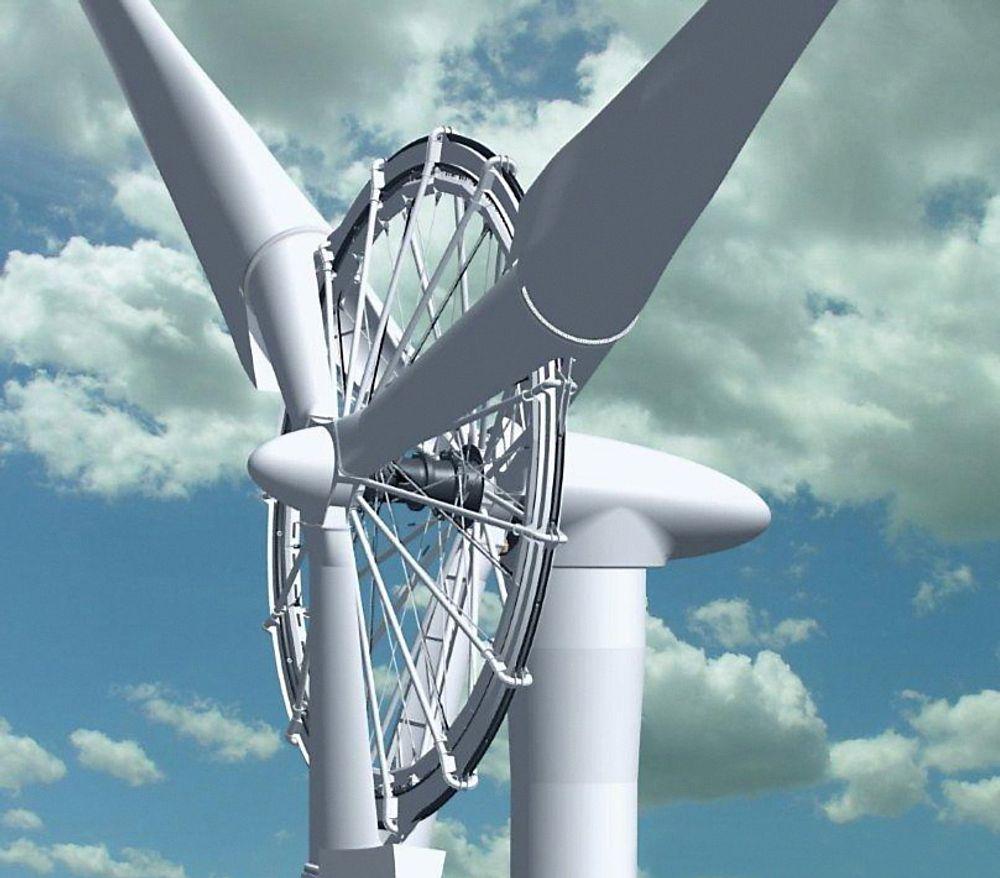 Ny eier: Flere var med å by på konkursboet til Sway Turbine AS. Nå er navnet til kjøper offentliggjort.