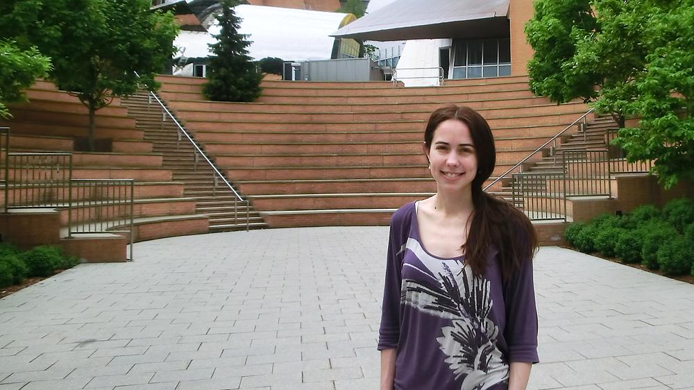 Oppfølging: – Jeg er imponert over hvor mye tid professorene ved MIT bruker på undervisning og på oppfølging av studentene, sier Nina Holden.
