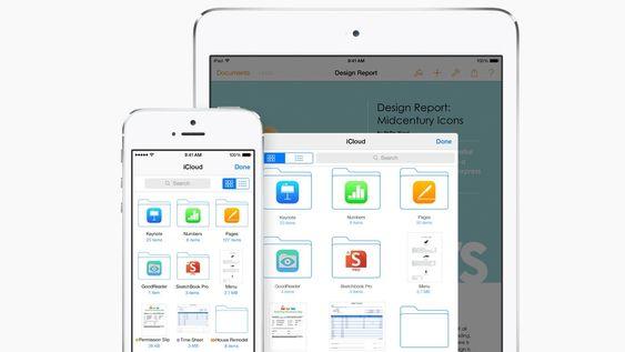 iCloud Drive gir Apples skytjeneste Skydrive/Box/Dropbox-aktig funksjonalitet.