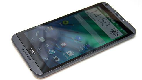 HTCs nye har stor skjerm og lav pris