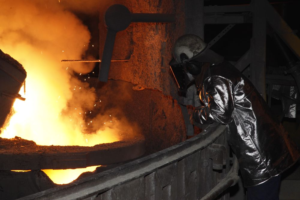 Lav investeringstakt i industrien og lav kraftpris har svekket Enovas tilbang på prosjekter slik at det ifølge foretaket blir «svært krevende» å nå resultatmålet på 6,25 TWh. (Foto: Per-Ivar Nikolaisen)